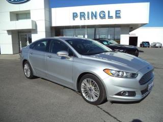 Used 2016 Ford Fusion SE for sale in Napanee, ON