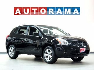 Used 2010 Nissan Rogue SL AWD LEATHER MN for sale in North York, ON