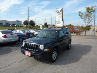 Used 2011 Jeep Patriot north for sale in Kitchener, ON