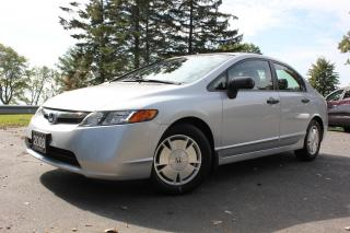 Used 2008 Honda Civic DX-G for sale in Oshawa, ON