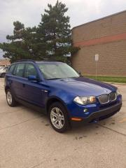 Used 2007 BMW X3 3.0I for sale in North York, ON