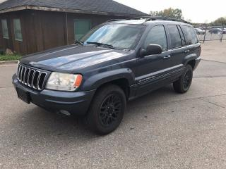Used 2002 Jeep Grand Cherokee Limited for sale in Mississauga, ON