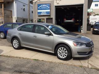 Used 2013 Volkswagen Passat Trendline for sale in Kitchener, ON