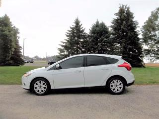 Used 2013 Ford Focus SE- HATCHBACK for sale in Thornton, ON