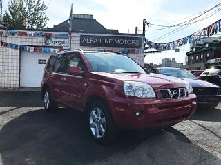 Used 2006 Nissan X-Trail Bonavista Edition AWD ((CERTIFIED)) for sale in Hamilton, ON