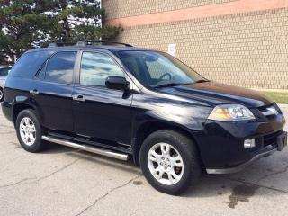 Used 2004 Acura MDX Touring Pkg w/Navigation for sale in North York, ON