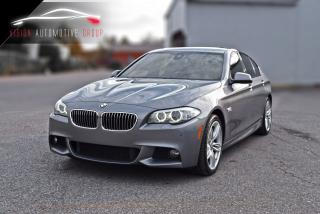 Used 2013 BMW 535xi 535i xDrive|M-SPORT|360CAM|DRIVER ASSIST PLUS for sale in North York, ON