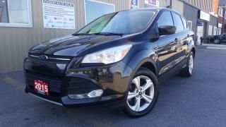 Used 2015 Ford Escape SE-AWD-BACK UP CAMERA-HEATED SEATS for sale in Tilbury, ON
