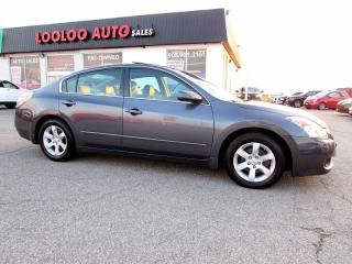 Used 2007 Nissan Altima 2.5 S Leather Automatic Sunroof Push to Start for sale in Milton, ON