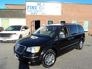 Used 2008 Chrysler Town & Country LTD - NAVI - DVD - LEATHER - SUNROOF for sale in North York, ON