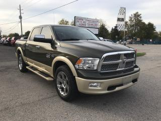 Used 2012 Dodge Ram 1500 Laramie Longhorn for sale in Komoka, ON