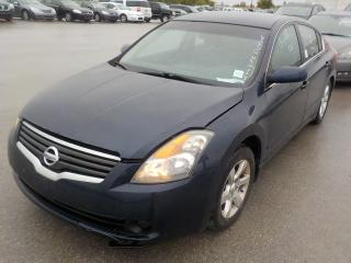 Used 2008 Nissan Altima SL for sale in Innisfil, ON