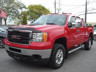 Used 2011 GMC Sierra 2500 HD Diesel 4X4 EXT SLE for sale in London, ON