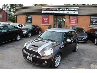 Used 2008 MINI Cooper Clubman S for sale in Scarborough, ON