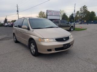 Used 2001 Honda Odyssey EX for sale in Komoka, ON