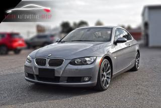 Used 2007 BMW 328i Coupe 328xi - COUPE| ACCIDENT FREE |LOW KM 78 ONLY for sale in North York, ON