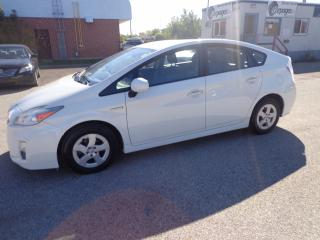Used 2010 Toyota Prius SLD for sale in Kitchener, ON