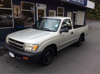 Used 2000 Toyota Tacoma for sale in Parksville, BC