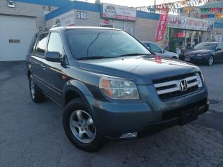 Used 2006 Honda Pilot EX-L for sale in Oakville, ON