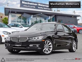 Used 2014 BMW 3 Series 320i xDrive NAV| PHONE| 1OWNER| XENON| NO ACCIDENT for sale in Scarborough, ON