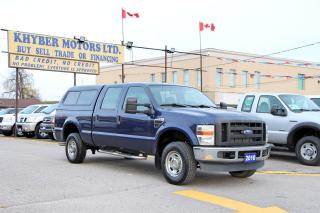 Used 2010 Ford F-250 XLT 4X4 for sale in Brampton, ON