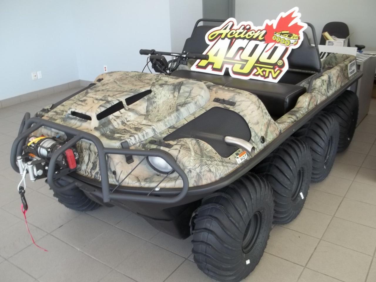 2018 Argo Frontier 8X8 Scout S