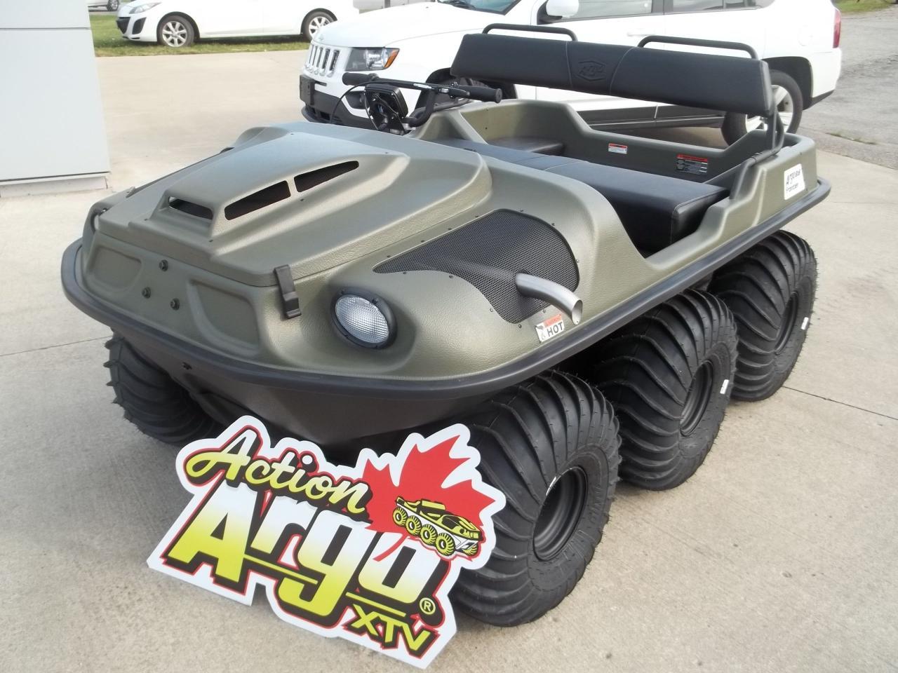2018 Argo Frontier SE 6X6