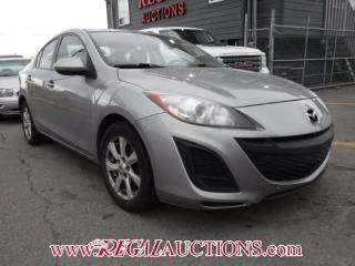 Used 2011 Mazda MAZDA3  4D SEDAN for sale in Calgary, AB