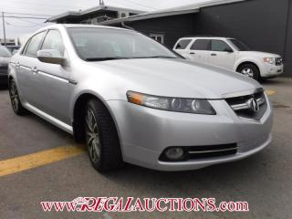 Used 2008 Acura TL TYPE S 4D SEDAN for sale in Calgary, AB