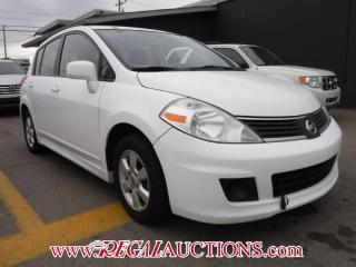 Used 2008 Nissan VERSA  4D HATCHBACK for sale in Calgary, AB