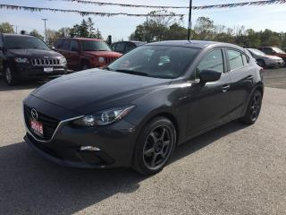Used 2015 Mazda 3 SKYACTIV TECHNOLOGY * ONE OWNER * POWER GROUP * LOW KM for sale in London, ON