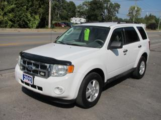 Used 2011 Ford Escape XLT 4WD for sale in Brockville, ON