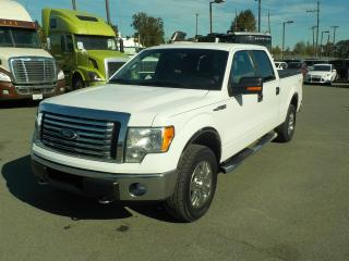 Used 2012 Ford F-150 XLT XTR SuperCrew 6.5-ft. Bed 4WD w/ Tonneau Cover for sale in Burnaby, BC