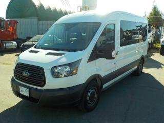 Used 2017 Ford Transit Connect 350 XL Medium Roof 148 inch Wheelbase 12 Passenger for sale in Burnaby, BC
