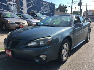 Used 2006 Pontiac Grand Prix for sale in Scarborough, ON