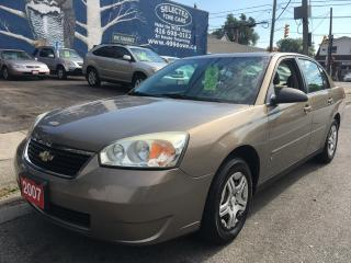Used 2007 Chevrolet Malibu LS for sale in Scarborough, ON