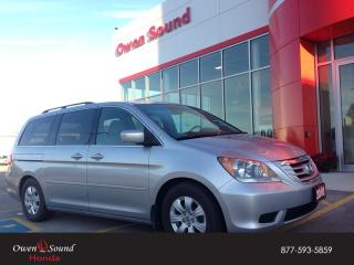 Used 2010 Honda Odyssey SE for sale in Owen Sound, ON