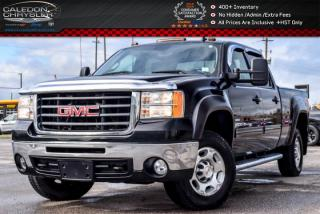 Used 2008 GMC Sierra 2500 HD SLT|4x4|Diesel|Sunroof|Leather|R-Start|Pwr Windows|Pwr Locks|Keyless Entry|17