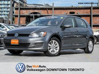 Used 2015 Volkswagen Golf TSI Cruise Control for sale in Toronto, ON