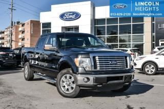Used 2012 Ford F-150 XLT SuperCrew5.5-ft. Bed 4WD for sale in Ottawa, ON