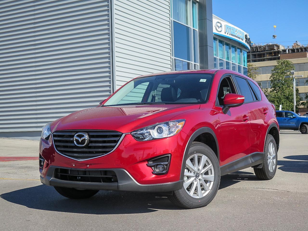2016 Mazda CX-5 AWD LEATHER BRAND NEW