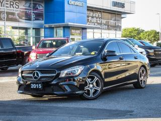 Used 2015 Mercedes-Benz CLA250 CLA 250, 4MATIC AWD, NAV, PARK ASSIST for sale in Ottawa, ON