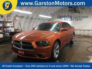 Used 2011 Dodge Charger SXT*NAVIGATION*BACK UP CAMERA*POWER SUNROOF*U CONNECT PHONE*ALPINE AUDIO*BLIND SPOT WARNING*DUAL ZONE CLIMATE CONTROL*ALLOYS*KEYLESS ENTRY w/REMOTE ST for sale in Cambridge, ON