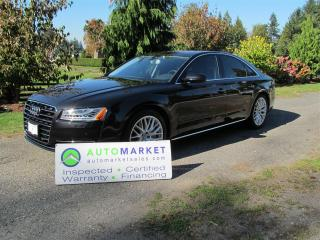 Used 2015 Audi A8 MINT, TDI, L, LOAD, WARR for sale in Surrey, BC