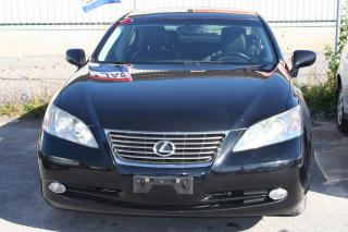 Used 2008 Lexus ES 350 4 DOOR for sale in Ottawa, ON