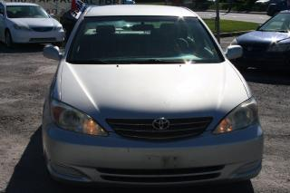 Used 2004 Toyota Camry LE for sale in Ottawa, ON