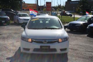 Used 2010 Honda Civic DX-G for sale in Ottawa, ON