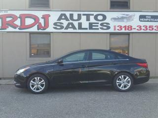 Used 2011 Hyundai Sonata GL accident free.financing for sale in Hamilton, ON