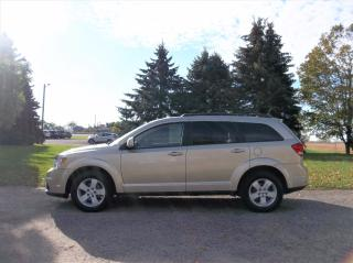 Used 2011 Dodge Journey SXT V6 for sale in Thornton, ON
