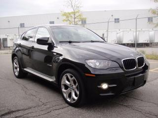 Used 2008 BMW X6 xDrive35i LOADED-ZERO ACCIDENTS,LOW KMS,BACK SENSR for sale in North York, ON